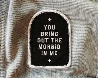 Morbid Tombstone Patch