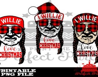 Download Willie nelson art | Etsy