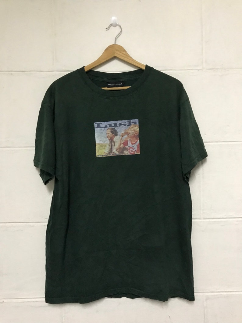 Vintage 90s Serial Killer Film Promo Tshirt Lush