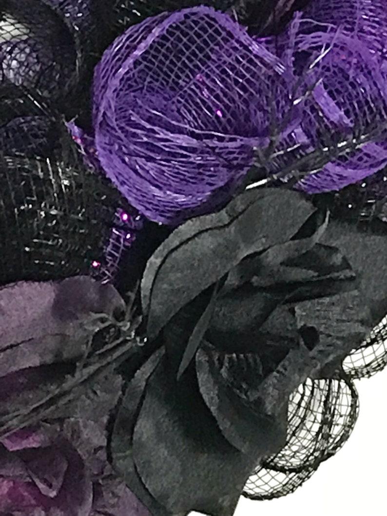 Spooky Decor Spider Web Halloween Wreath Spider Wreath Halloween Light Up Wreath Spooky Halloween Wreath Spider Halloween Wreath