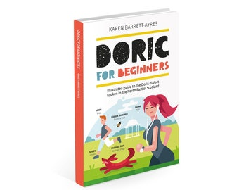 Doric For Beginners Book by Bramble Graphics