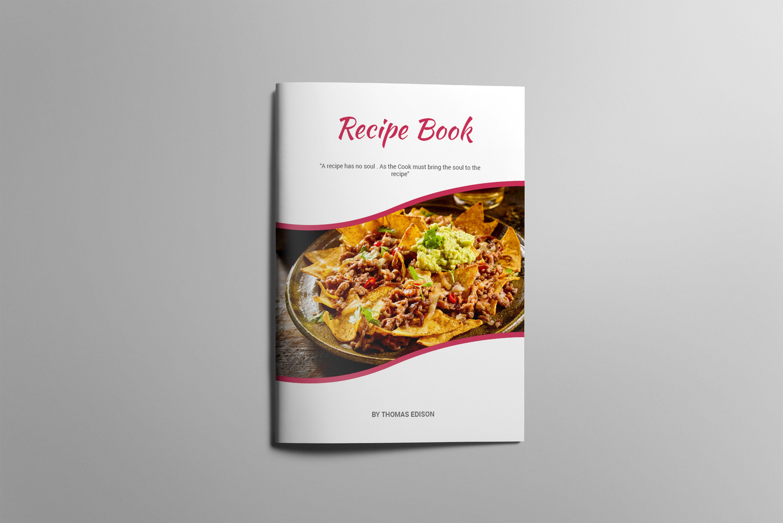 Recipe book Recipe template Recipe book template