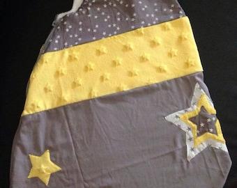 Personalized baby sleeping bag