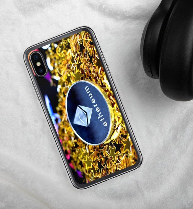 cryptocurrency phone case