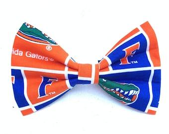 University of Florida Gators Dog Bow Tie