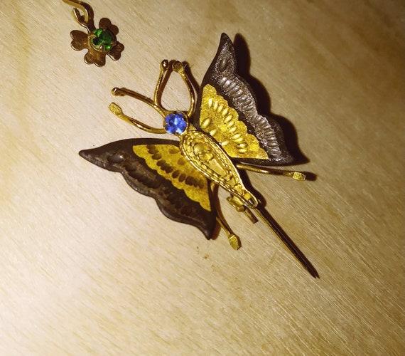 GiftJewelryShop Silver Plated mermaid in witch hat broomstick pumpkin Photo Stud Earrings 10mm Diameter