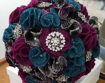 Charlotte Bridesmaid Bouquet M