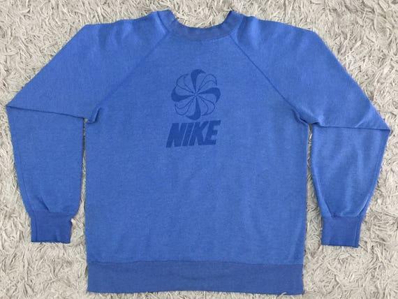 True Vintage Nike Pinwheel Sweatshirt - 70s 80s Ni