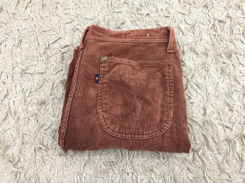 2623de16 Big John Jeans Vintage Big John Fresh Fruit Corduroy Jeans | Etsy