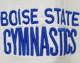 Boise State Broncos Bsu Etsy