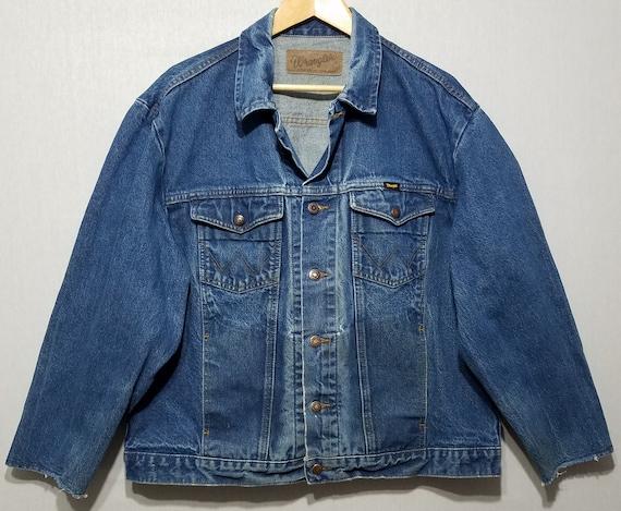 90/'s Vintage Jean Jacket
