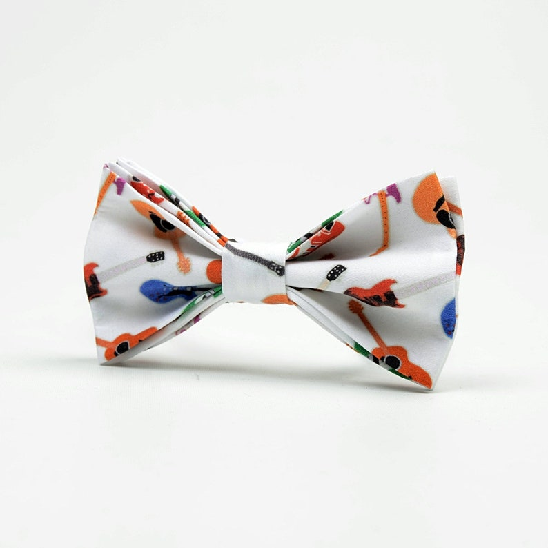 Image result for guitar bow tie