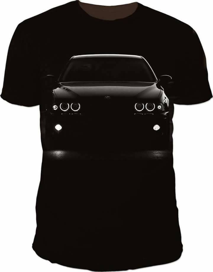 3d shirts f r m nner auto e39 m5 lustige t shirt mit. Black Bedroom Furniture Sets. Home Design Ideas