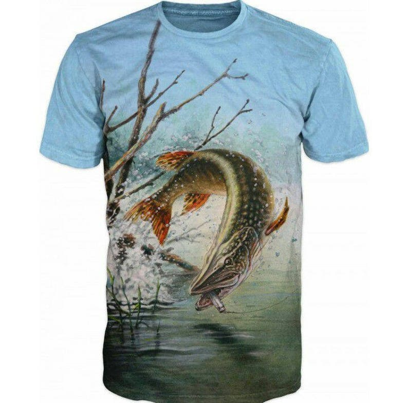 020ebcf1 3d Shirts For Men, Fishing Salmo Fish Print Funny T-Shirt Top, Graphic Slim  Fit Tee Shirt, Gift For Him, Casual Short Sleeve T-Shirt.