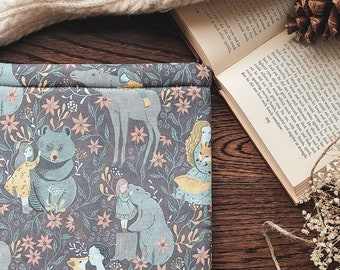 Folklore Book Sleeve | Made to order