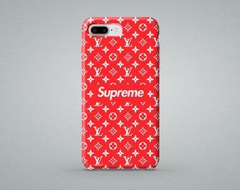 new style 65c0f 27503 Iphone 7 plus case louis vuitton | Etsy