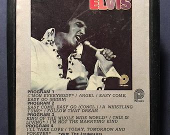 Elvis C'mon Everybody 8 Track from 1971