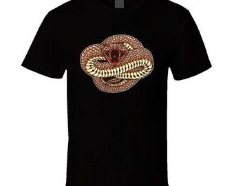 Wild & Dangerous Rattlesnake T Shirt