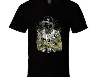 Gangsta Zombie T Shirt
