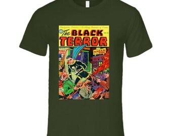Black Terror #15 T Shirt