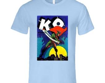 K O Comics T Shirt