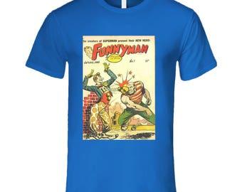 Funnyman #1 T Shirt