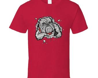 Bulldog Breakout T Shirt