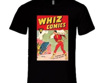 Whiz Comics #2 1940 T Shirt