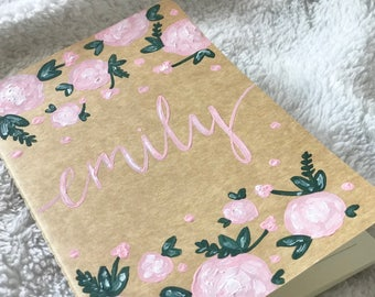 Personalized Notebook