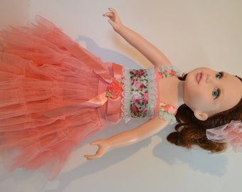 """DOLL CLOTHES- American Girl Style Doll 18"""""""