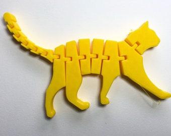 3D Printed Cat