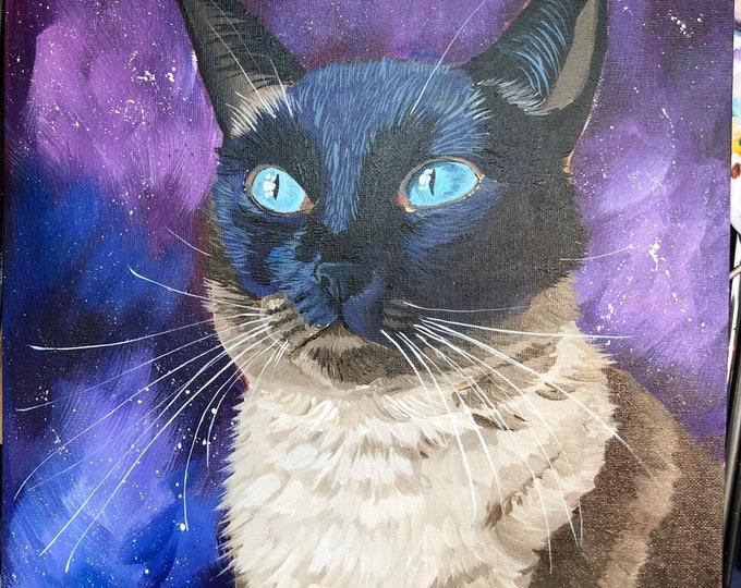 Featured listing image: Sketch Commission - Pet Portrait
