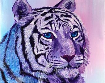Original Tiger Painting