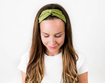 Fashion Turban // Turband // Stretch Hairband // Hair Wrap
