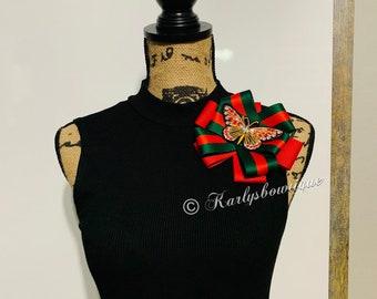da0558d08c7 Gucci style bow