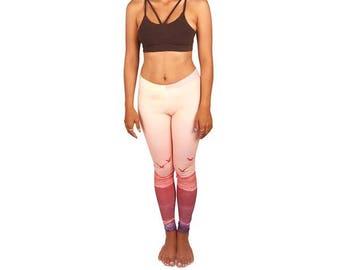 Yoga Leggings Pajaro