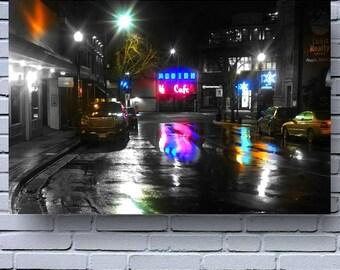 Commercial Street Neo Noir