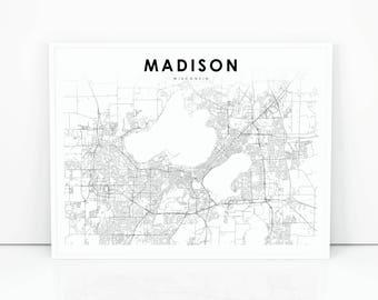 Madison wi | Etsy