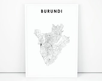 Burundi map | Etsy on road map suriname, road map spain, road map west africa, road map southern africa, road map lebanon, road map hungary, road map martinique, road map kenya, road map anguilla, road map zimbabwe, road map bosnia and herzegovina, road map lesotho, road map cameroon, road map congo, road map ethiopia, road map italy, road map guam, road map vatican city, road map maputo, road map mali,