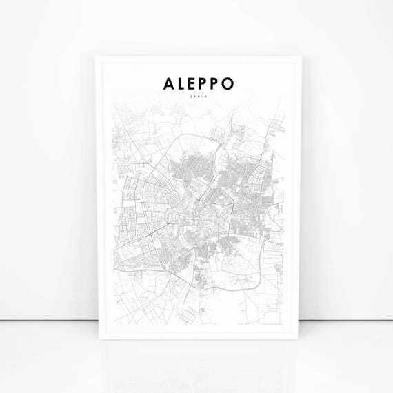 Aleppo Map Print, Syria Map Art Poster, City Street Road Map Print, on athens map, mosul map, bursa map, syria map, middle east map, isfahan map, tel aviv map, beirut map, latakia map, benghazi map, antioch map, jerusalem map, medina map, amman map, ankara map, sinai peninsula map, basra map, jericho map, tyre map, catal huyuk map,