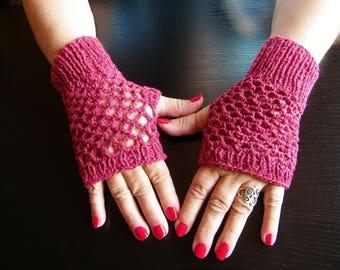 FINGERLESS gloves gift nostalgia
