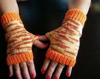 FINGERLESS gloves gift Voltaire