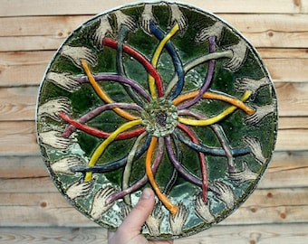 Wall dishes
