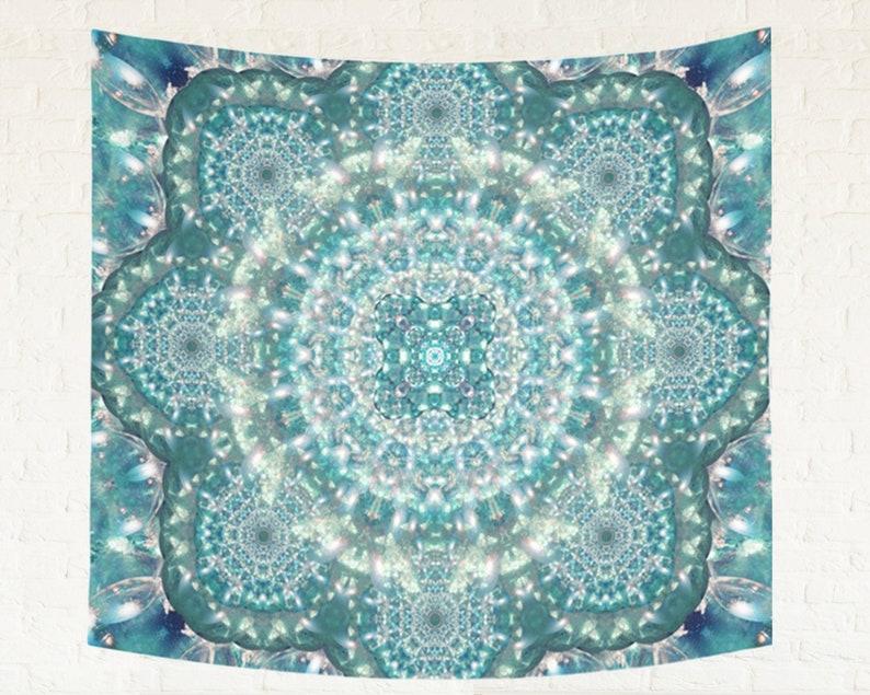 eb5a41bc4d27 Mandala Wall Art Large Wall Tapestry Boho Decor Mandala Tapestry Wall  Hanging Fabric Boho Tapestry Wall Decor Bedroom Spiritual Decor Boho