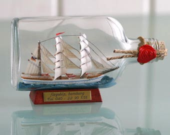Buddelschiff Gorch Fock