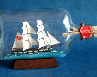 "Buddle ship Brigg ""Hamburg"""