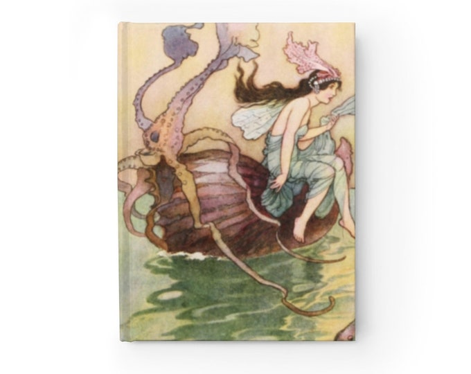 WARWICK GOBLE, Journal, Smash Book, Dream Journal, Bullet Journal, Travelers Notebook, Fairy Notebook, Manifest Journal, Gratitude Journal