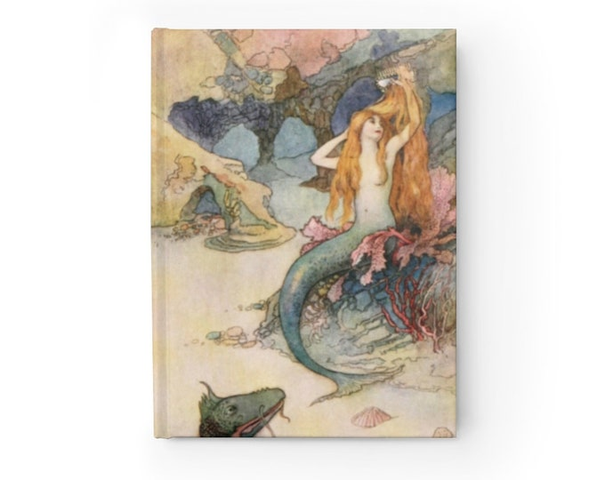 WARWICK GOBLE, Bullet Journal, Drawing Journal, Travel Journal, Smash Book, Dream Journal, Manifest Journal, Journals for Women, Notebook