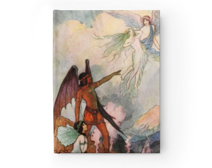 WARWICK GOBLE NOTEBOOK, Journal, Bullet Journal, Smash Book, Sketchbook, Dream Journal, Travel Notebook, Manifest Journal, Gratitude Journal