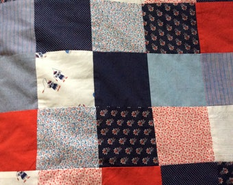 Cover, patchwork quilt